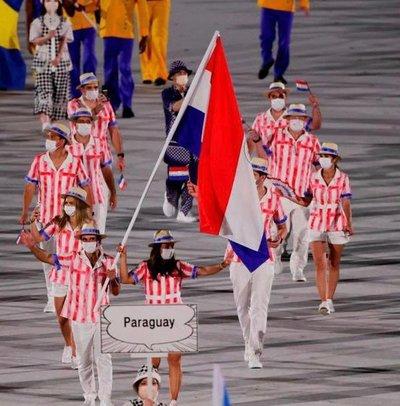 Paraguayos enaltecen al país en olimpiadas