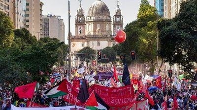Brasileños vuelven a la calle para pedir el 'impeachment' de Bolsonaro