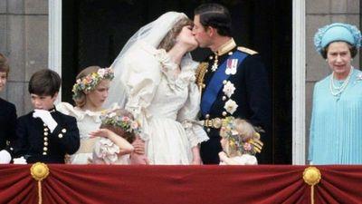 """Hace 40 años, la """"boda del siglo"""" de Carlos y Diana que terminó en tragedia"""