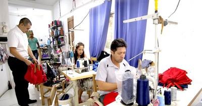 La Nación / Sector textil aumentó 15,4% sus exportaciones a junio gracias a la baja base comparativa