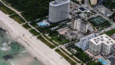 Derrumbe en Miami: polémica por decisión de vender el terreno donde se alzaba el edificio