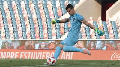 Rodrigo Muñoz ya cuenta con el alta médica y podrá volver a jugar