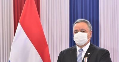 La Nación / Ministro de Inteligencia confirma arribo de otro gran lote de vacunas