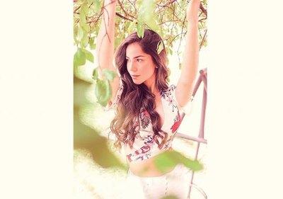 """Crónica / SARA DIHL: """"No tengo límites para hacer lo que me gusta"""""""