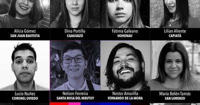La Nación / Jeporeka dio a conocer a los artistas seleccionados