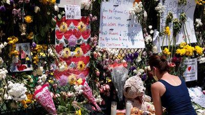 La primera dama agradece el apoyo luego de las muertes