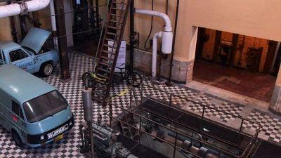 Museo de la ANDE, un patrimonio histórico de la cuna de la energía