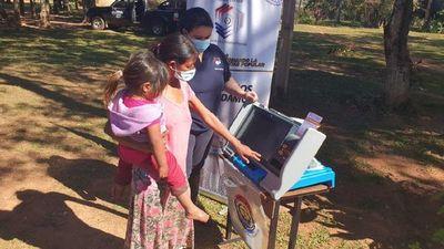 Finaliza campaña de capacitación electoral a indígenas