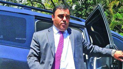 Fiscal apela rechazo de rebeldía y captura contra Díaz Verón