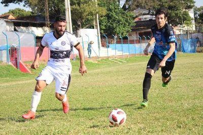 Atlántida, único ganador en la Primera B