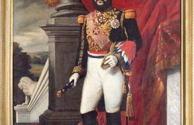 El Mariscal y su(s) retrato(s)