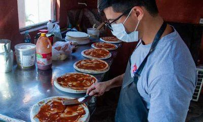 Una segunda oportunidad para Diego, el pizzero