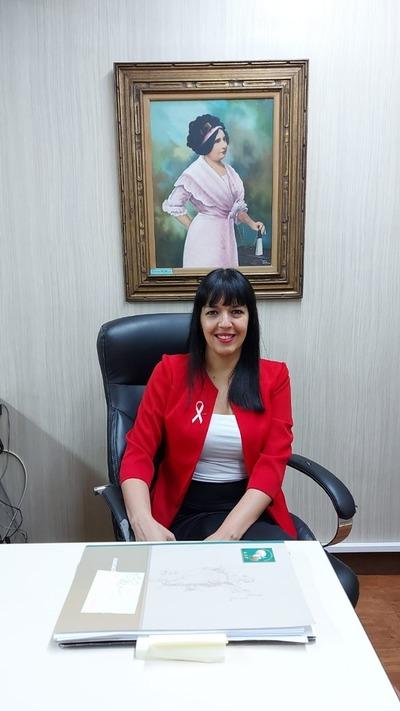 Vivian López: Una de las primeras juezas que trabajó con el expediente electrónico