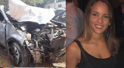 Mutilan acusación contra Florencia Romero quien ebria atropelló y mató a una madre