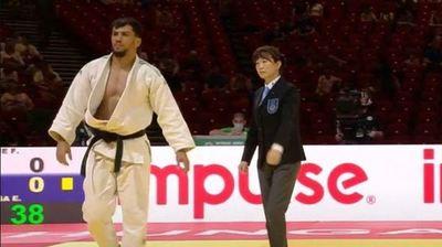 Discriminación en los JJOO: judoca argelino se retiró para no enfrentar a un rival israelí