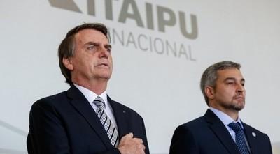 Unidos contra deuda ilegítima de Itaipú: parlasurianos notifican a Abdo y Bolsonaro