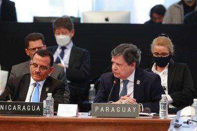 Canciller apuesta por la unidad entre países y revigorizar encuentros regionales en reunión del CELAC