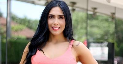 Rossana Barrios celebra una fecha muy especial