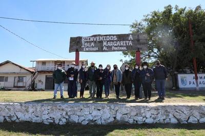 Senatur realiza relevamientos en localidades de Alto Paraguay para fortalecer el turismo