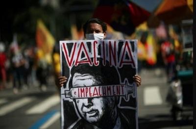 Brasil: nuevas marchas contra Jair Bolsonaro y en reclamo de vacunas