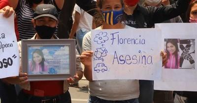La Nación / Lamentan decisión de juez a favor de Florencia Romero, quien ebria atropelló y mató a una madre