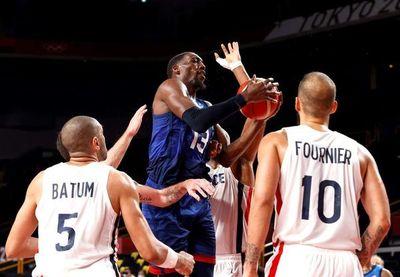 EE.UU. cae ante Francia, su primera derrota en básquet olímpico desde 2004