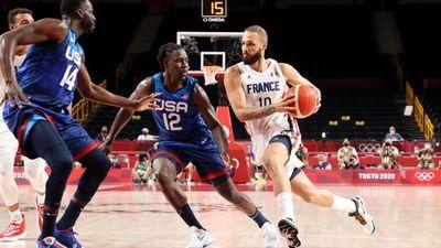 Tremenda victoria de Francia ante Estados Unidos