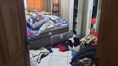 Delincuentes ingresan a vivienda y se llevan una camioneta en Pedro Juan Caballero