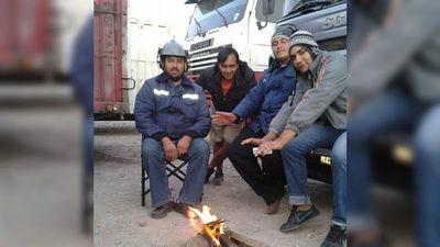 Día del camionero: Viajan lejos y hasta forman otra familia en el extranjero