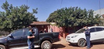 Tres allanamientos y dos detenidos por atentado a vivienda de juez en Amambay