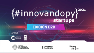 Concurso InnovandoPy premió a tres proyectos con soluciones digitales para empresas