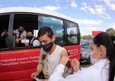 Más de 7.000 trabajadores utilizaron el permiso de vacunación contra el covid-19