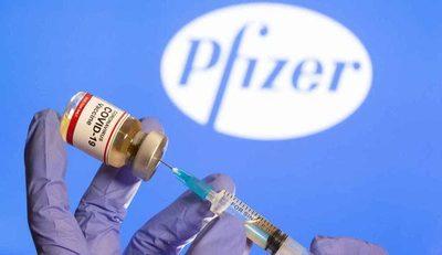Anuncian nueva donación de EE.UU. de un millón de vacunas Pfizer