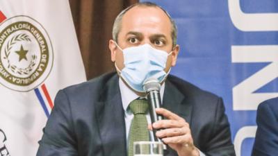 """""""Existe un flagelo de la corrupción que le carcome al Paraguay"""""""