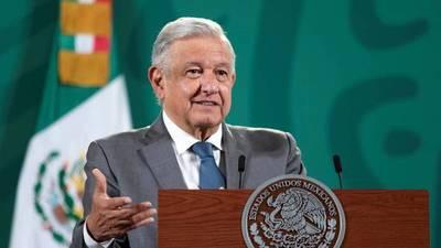 """López Obrador llama a sustituir la OEA por un organismo """"no lacayo de nadie"""""""
