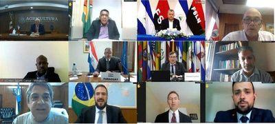 Bertoni lleva a precumbre el consenso de la región