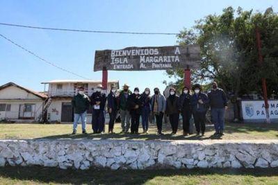 Buscan fortalecer turismo en localidades de Alto Paraguay