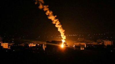 Reapareció la tensión entre Israel y Palestina, otra vez con globos incendiarios en Gaza