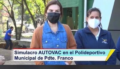 Autovac funcionará desde el jueves en Franco