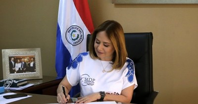 La Nación / MDP y Municipalidad de Naranjal firman acuerdo de cooperación interinstitucional