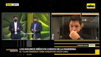 """Expediente Abierto: El """"clan Ferreira"""" debe afrontar juicio oral"""
