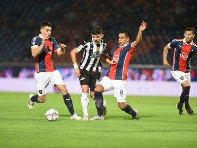 Cerro Porteño y Libertad firman tablas en La Nueva Olla