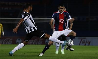 Cerro y Libertad regalan un entretenido empate