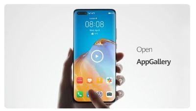 Las aplicaciones más descargas de la AppGallery de Huawei (ya tiene su propia app de mapas)