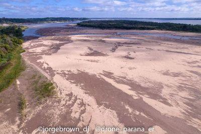 Con la bajante, el flete fluvial subió más del 300%