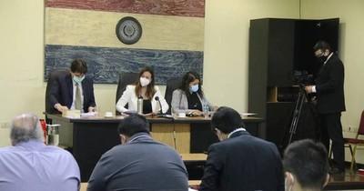 """La Nación / """"Perito de Fiscalía concluyó que no existe lavado de dinero"""""""