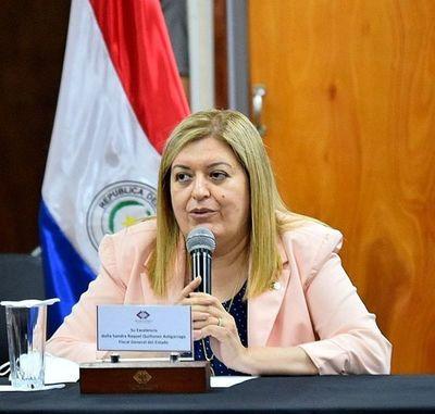 Congreso exigirá a Sandra Quiñónez resultados sobre la entrega de Itaipú