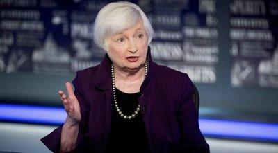 Yellen insta al Congreso a elevar o suspender el límite de deuda