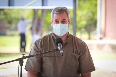 Presidente entregará Pabellón de Contingencia, viviendas sociales y obras viales en Caazapá