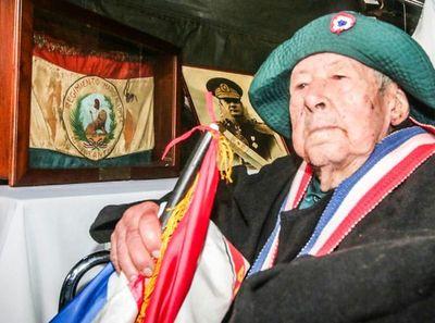 Los veteranos del Chaco percibirán en la fecha la pensión y el subsidio